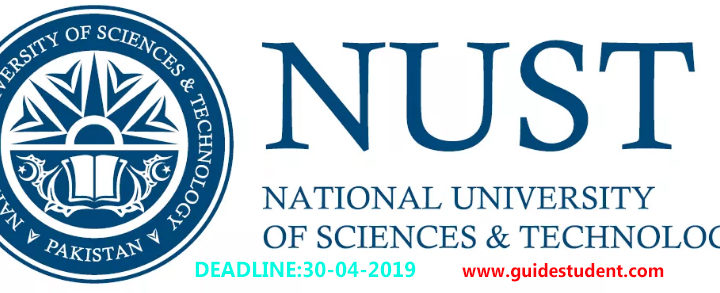 NUST MS ADMISSIONS FALL 2019   guidestudent
